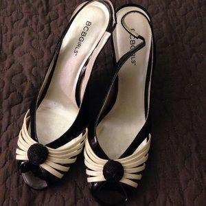 BCBGIRLS heels (NEW NEVER USED)