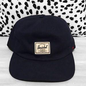 Navy Blue Herschel Hat