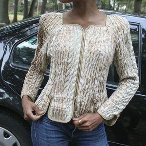 Women's vintage unique dress jacket