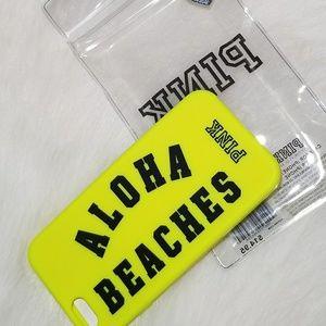 Victoria Secret PINK Aloha Beaches iPhone 6 Case