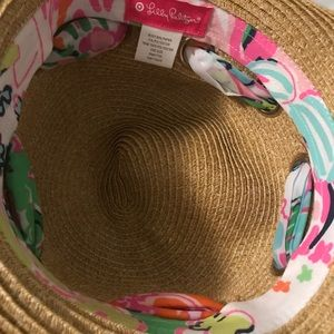 Lilly Pulitzer target collection hat