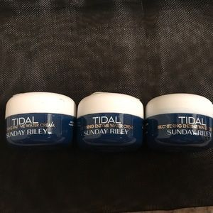 NWOT Sunday Riley Tidal sample lot 4 pieces