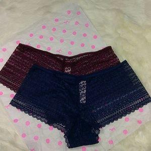 Victoria's Secret Medium Shortie panties