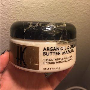 Haircredible Argan Oil Shea Butter Hair Mask NIB
