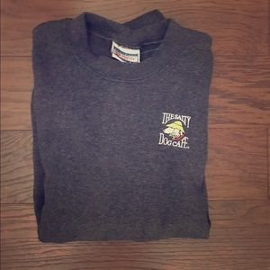 The salty dog cafe pullover