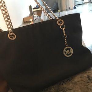 MK Authentic black medium bag