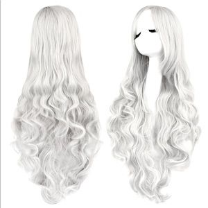 Other - NWOT Cosplay wig in Silver / Grey Wig