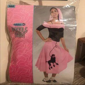 👻🎃💀Poodle Skirt Halloween Costume💀🎃👻