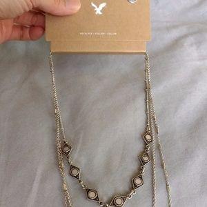 NWT American Eagle (AEO) Y-necklace