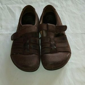 Birkenstocks Fisherman's Sandals 38 Closed Toe