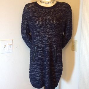 SWEATER TUNIC ARE SHORT SWEATER DRESS