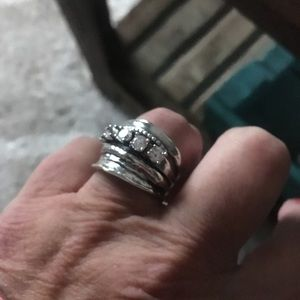 Sterling Silver Ring made in Israel