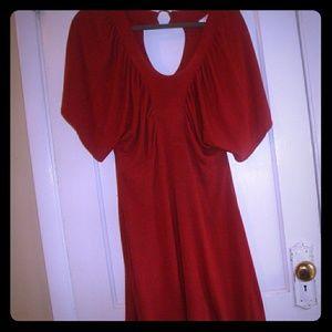 Cheslen Knee-Length Dress Size XL