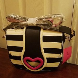 Betsey Johnson Bag NWT