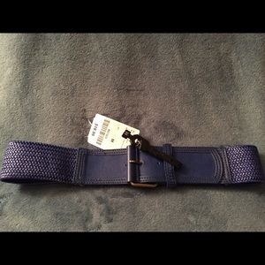 Accessories - Blue belt