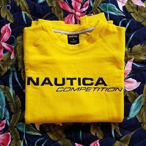 Authentic Nautica Competition Crewneck Sweater