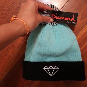 Diamond Supply Co Beanie