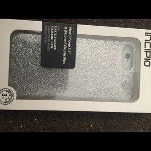 iPhone sparkle phone case 6+\7+\8+