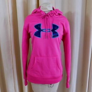 Under Armour Coldgear Logo Hoodie
