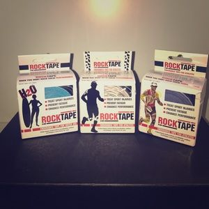 NWT Rock Tape (Endurance Tape for Athletes)