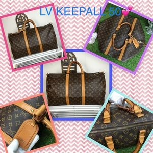Beautiful Authentic Louis Vuitton keepall 50💕