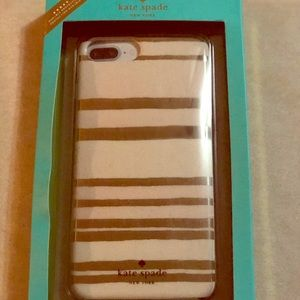 iPhone 6+,7+,or 8+ Kate Spade phone case