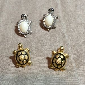 Bundle of Turtle Earrings 🐢