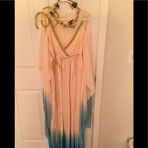 Athena Halloween Costume
