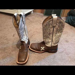 Tony lama boots size 5.5