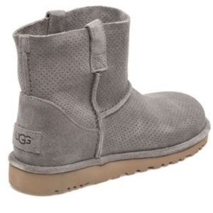 Brand New unlined suede Ugg boots
