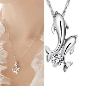 COMING SOON!! Silver Dolphin Necklace