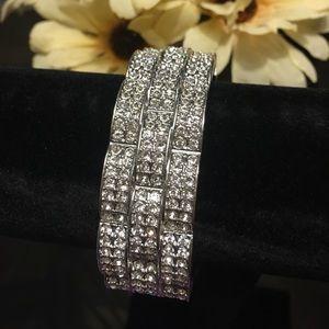 Bangle Silver Color