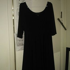 Black Lane Bryant dress 14/16