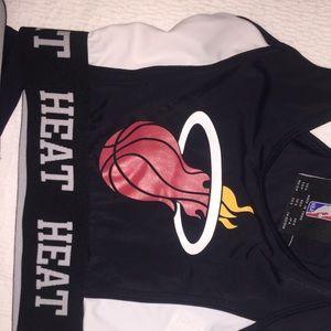 Miami Heat Athletic Top & Bottom