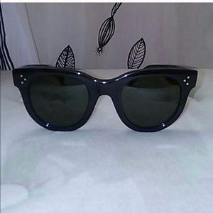 Audrey Celine authentic sunglasses