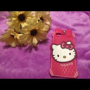 Hello Kitty Phone Case Iphone 6 S Plus