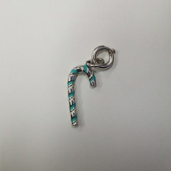 9cc3d6fdd5ff Rare Tiffany   Co Candy Cane Charm. M 59e5e3ab78b31c78690394dd