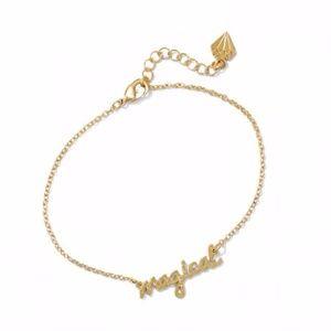Wanderlust & Co. magical bracelet