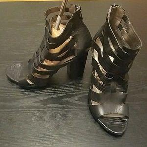Sam Edelman Black High Heel Sandals