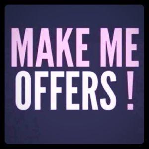 Handbags - Make me reasonable offers!!
