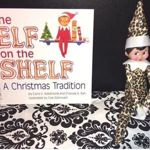 New Girl Elf On The Shelf