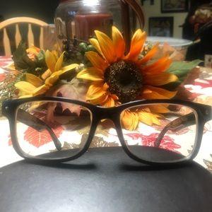 Cute/geeky fake glasses