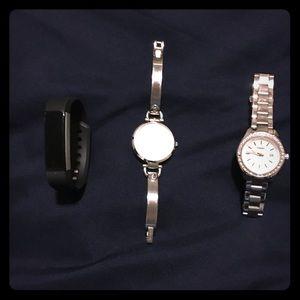 Fitbit/Fossil Bundle