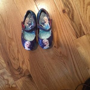 Other - Frozen Mary Jane shoes