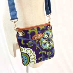 Spartina 449 Crossbody NWOT