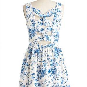 Mix and intermingle modcloth dress sz M