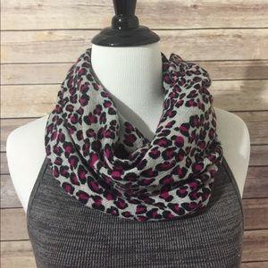 Aeropostale knit infinity scarf