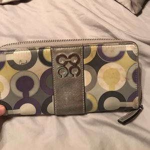 Guc coach wallet
