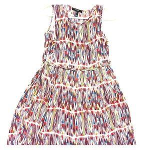 XXI Tribal Print Lightweight Dress Small