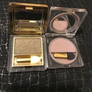 Two brand new Estée Lauder eyeshadows